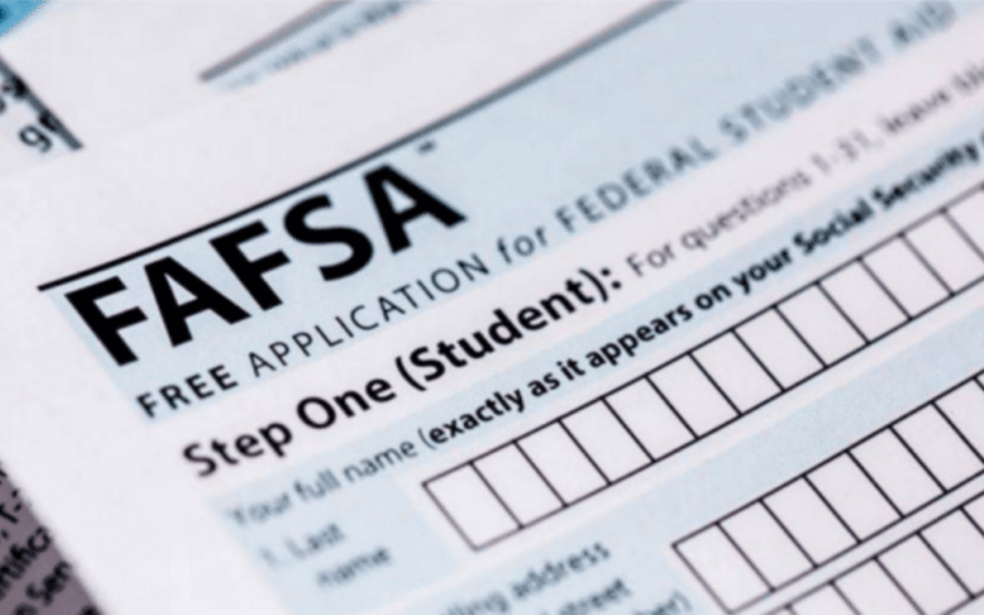 The FAFSA and Federal Student Aid